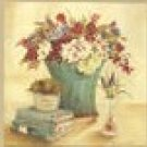 Stretched Canvas Print Still Life Classic Style - K004