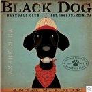 Dog Breed Animal Canvas Print - MHB004