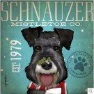 Dog Breed Animal Canvas Print - MHB007