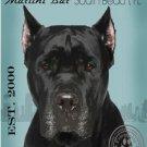 Dog Breed Animal Canvas Print - MPF005