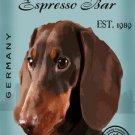 Dog Breed Animal Canvas Print - MPF010