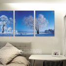 Stretched Canvas Art Landscape Set of 3 - YAYI304