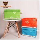 Classic Visual Solid Storage Bag  6 colors avilable--STSN001