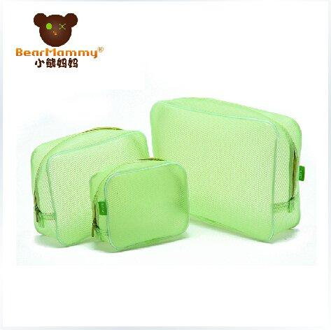 Set Of 3 Multifunctional Waterproof Portable Travel Storage Bags--- TSN002SET