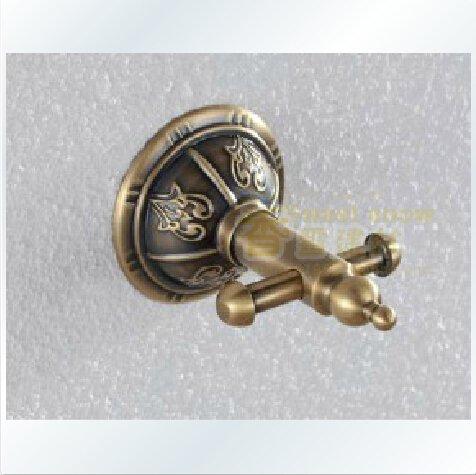 Bathroom Accessories Antique Brass finish Robe Hook --1305