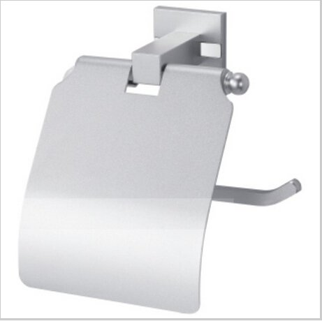 Bathroom Aluminium Paper Towel Holder Chrome finish 1414
