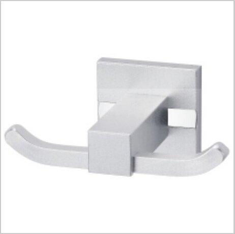Bathroom Accessories Aluminium Chrome finish  Robe Hook 1417
