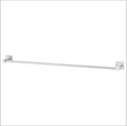 Contemporary Aluminium Chrome Finish  Single Towel Bar 1795