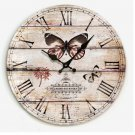 "14""Euro Country Wall Clock - YGMW14004"