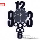 Modern Design Numbers Wall Clock - M9006