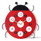 DIY 3D Cartoon Stylish Decorative Wall Clocks - JT2265R