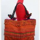Hilltribe Embroidered  Full Bead Hippie Shoulder Bag