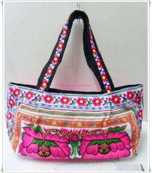 Hmong Bag Embroidery Fabric