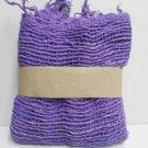 Fresh Purple  Cotton 100% Scarf