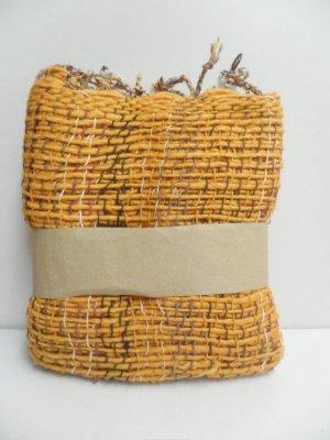 Multi Yellow  Cotton 100% Scarf