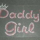 Daddy's Girl Rhinestone Crystal Shirt