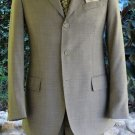 New Palasso Mens Suits - 100% Merino Wool - MADE IN ITALY- Olive - Available in all sizes