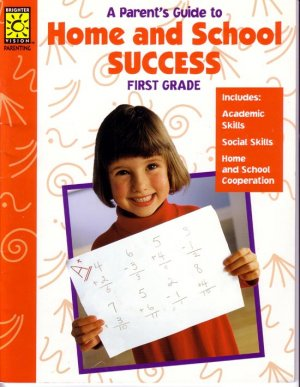 FIRST GRADE - Parents Resource Guide Book