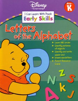 PRESCHOOL Teach Your Child The ALPHABET with Winnie The Pooh