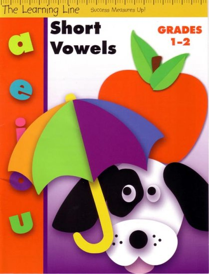 FIRST & SECOND GRADES - Teach your Child PHONICS - SHORT VOWELS