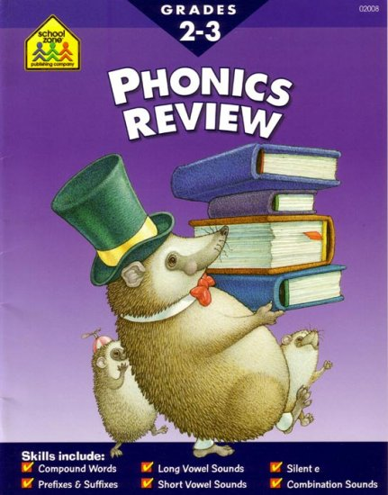 SECOND & THIRD GRADES - PHONICS Review