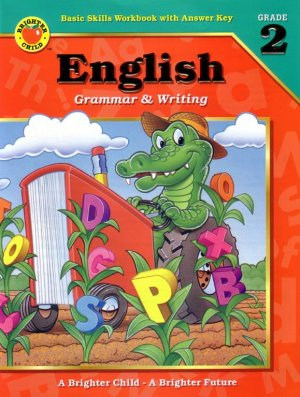 SECOND Grade - Teach your child ENGLISH