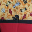 Set of 2 Firehouse Standard Size Pillow Case - Handmade