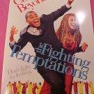 Cuba and Beyonce Fighting Temptations Movie Premiere Program Rare