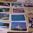 Lot of 12 Australian Postcards 6.5x5
