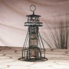 Metal Lighthouse Birdfeeder #31176