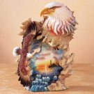 Eagle and Lighthouse Night Light #34802