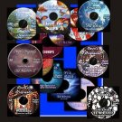 Full Set of Digital Backdrop Cds- On Sale! 50% Off!
