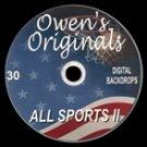 All Sports II Digital Backdrops