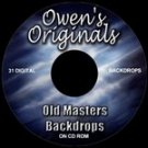 Old Masters Digital Backdrops Chromakey Photography Backgrounds