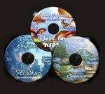 Any Three Digital Backdrop CD's
