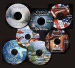 Any Seven Digital Backdrop CD's