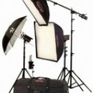 Photogenic Powerlight Solair 4 Light (120V) PL450K 1640 w/s Solair Constant Color Light Kit