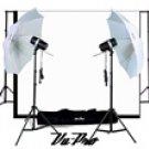 Vu-Pro Complete Special 320 Strobe Studio Package #1