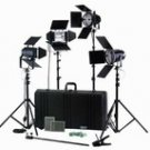 Smith Victor  K76 4000-Watt Professional Studio Kit