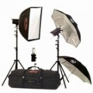Photogenic PL200K 1320 W/S Powerlight PL2 Series Light Softbox Kit