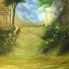 SW8 Scenic Hand Painted Photo Backdrop