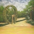 SW17 Scenic Hand Painted Photo Backdrop