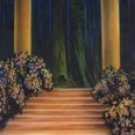 SW55 Scenic Hand Painted Photo Backdrop