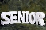 """Individual Letters """"""""SENIOR""""""""  Photography Prop"""