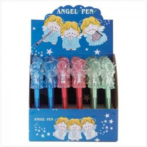Cute Angel Pens