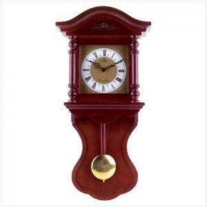 Stately Wall Clock
