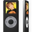 4 GB MP4 Player with 1.5 inch screen