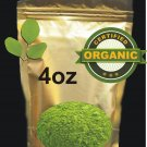 Moringa Oleifera Powder 4 Ounces Bulk