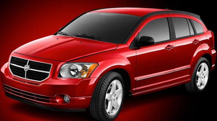 2008 dodge caliber repair manual