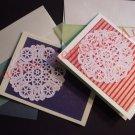 greeting Cards personalized handmade custom  photo greeting card set4